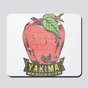 Vintage Yakima Apple Mousepad