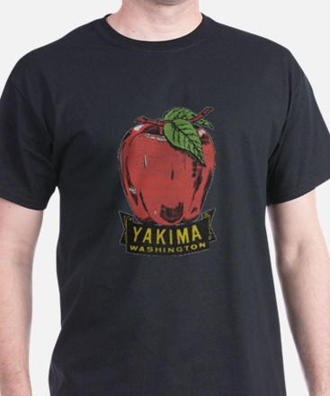 Vintage Yakima Apple T-Shirt
