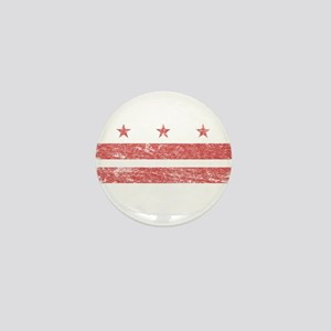 Vintage Washington DC Mini Button