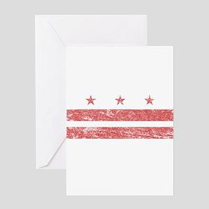 Vintage Washington DC Greeting Card