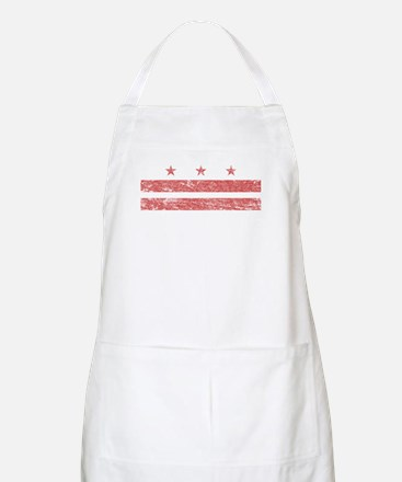 Vintage Washington DC Apron