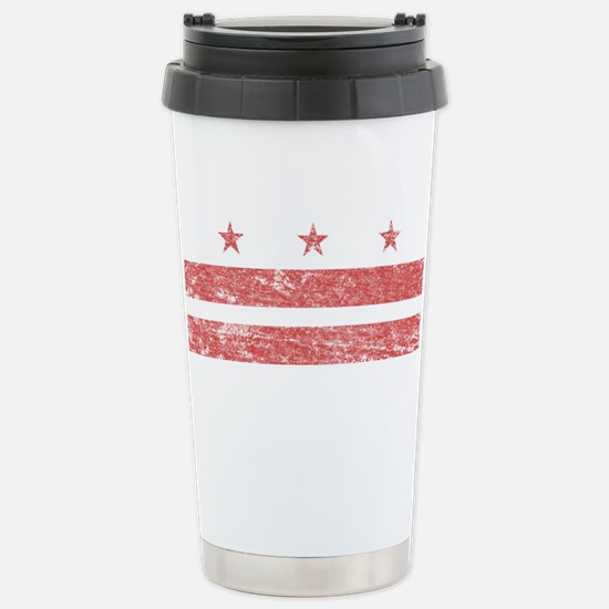 Vintage Washington DC Travel Mug