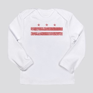 Vintage Washington DC Long Sleeve T-Shirt