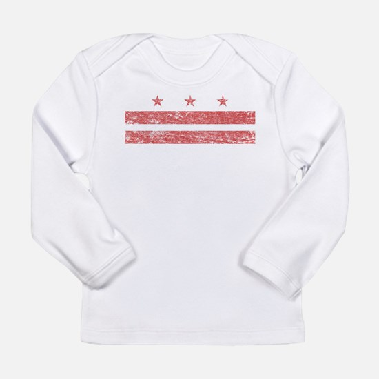 Vintage Washington DC Long Sleeve T-Shirt