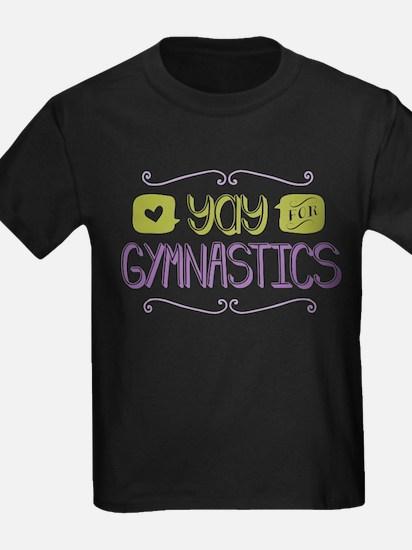 Yay for Gymnastics T-Shirt
