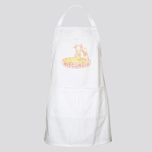 Faded Vintage Wisconsin Cheese Apron