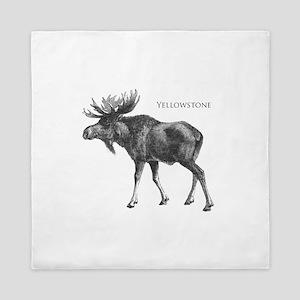 Yellowstone Queen Duvet