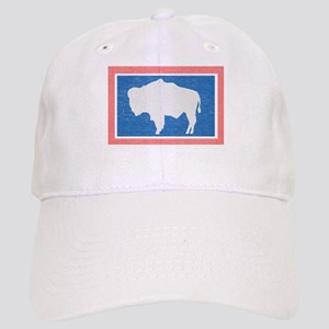 Wyoming State Flag Baseball Cap