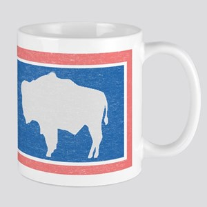 Wyoming State Flag Mug