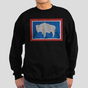 Wyoming State Flag Sweatshirt