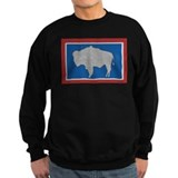 Jackson hole buffalo Sweatshirt (dark)