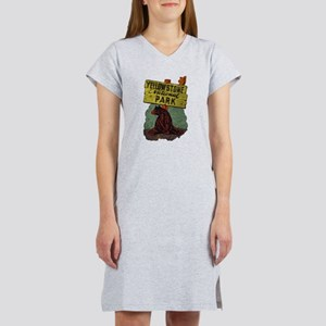 Vintage Yellowstone Women's Nightshirt