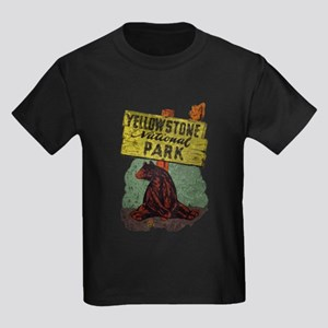 Vintage Yellowstone T-Shirt