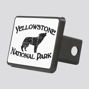 Yellowstone Wolf Hitch Cover