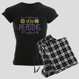 Yay for Reading Pajamas