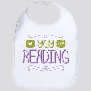 Yay for Reading Bib