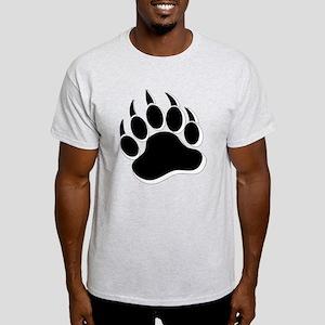 Awesome Gay Bear claw B&W 3D effect T-Shirt