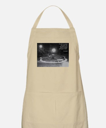 Ghosts In the Graveyard Light Apron