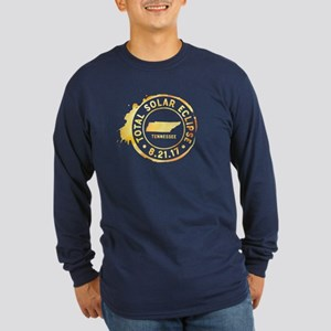 Eclipse Tennessee Long Sleeve Dark T-Shirt