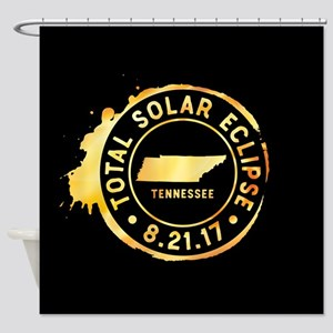 Eclipse Tennessee Shower Curtain