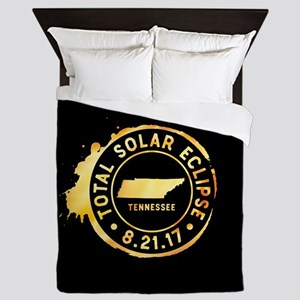 Eclipse Tennessee Queen Duvet