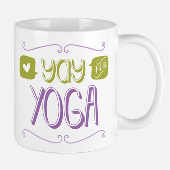 Yay for Yoga Mug
