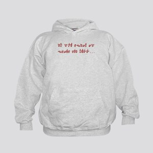 If you think my hands are full... Hoodie