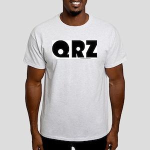 QRZ Ash Grey T-Shirt