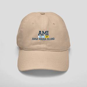 Anna Maria Island - Varsity Dersign. Cap
