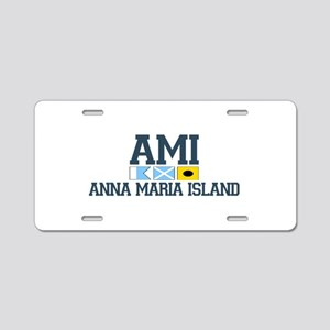 Anna Maria Island - Varsity Dersign. Aluminum Lice