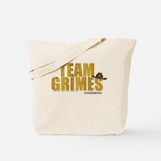 Team Grimes Tote Bag