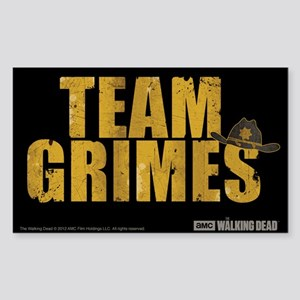 Team Grimes Sticker