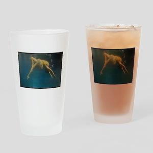 water ballet Drinking Glass