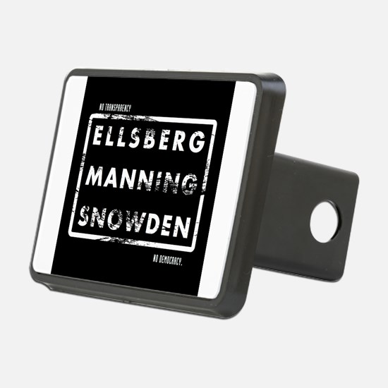 Ellsberg Manning Snowden Hitch Cover