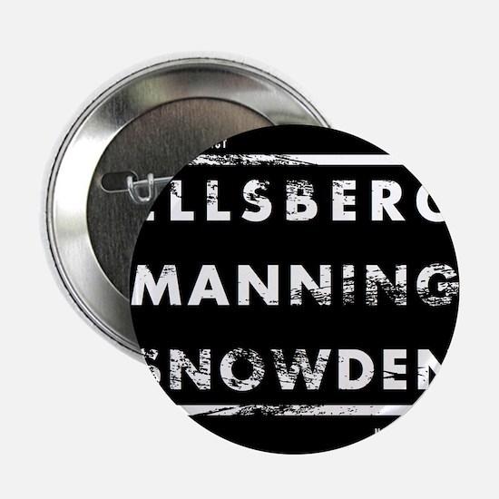 """Ellsberg Manning Snowden 2.25"""" Button"""
