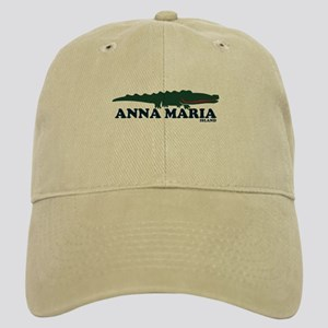 Anna Maria Island - Alligator Design. Cap