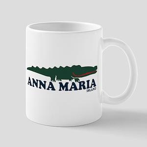 Anna Maria Island - Alligator Design. Mug