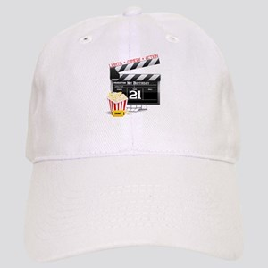 21st Movie Birthday Cap