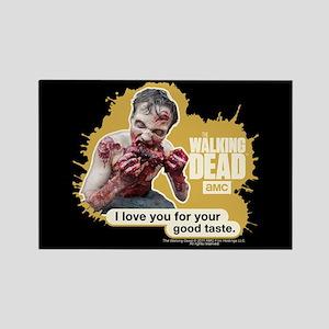 Good Taste Walking Dead Magnet
