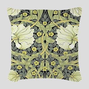 Morris Pimpernel Detail Woven Throw Pillow