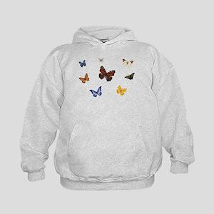 Diverse Butterflies Hoodie