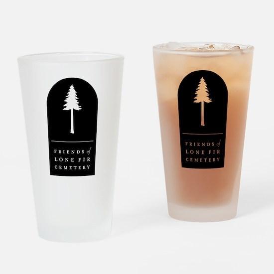 Logo Drinking Glass