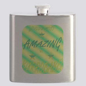Worlds Most - Babe Flask