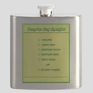 Transfer Day Checklist Flask