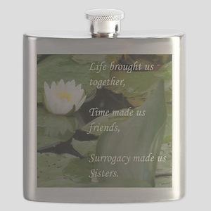 Sisters-LotusFlower... Flask
