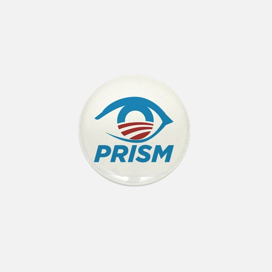 Obama PRISM Edward Snowden NSA Watching YOU Mini B