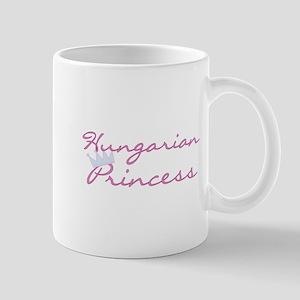 Hungarian Princess Crown Mug