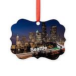 Seattle Picture Ornament