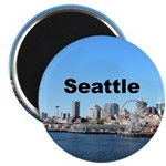 """Seattle 2.25"""" Magnet (10 pack)"""