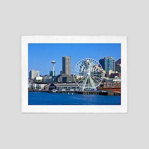 Seattle 5'x7'Area Rug